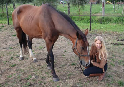 Grow and Change lifecoaching paarden Daphne